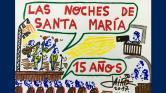 Noches de Santa María Jairo Jimenez mayo 2017