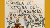 Jairo Jiménez 20 años de la escuela de cocina Plasencia