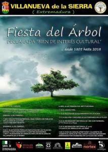 Fiesta del Árbol Villanueva de la Sierra 2018
