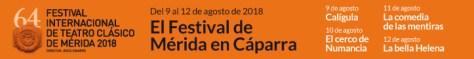 Festival de TEatro Mérida en Cáparra