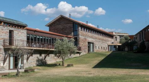 Hospederías de Extremadura-Parque Nacional de Monfragüe