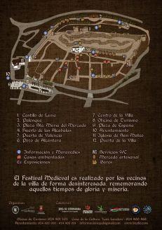 alburquerque festival medieval plano