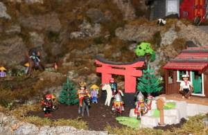 Navidad en Cáceres Playmobil