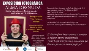 exposición fotográfica Alma Desnuda