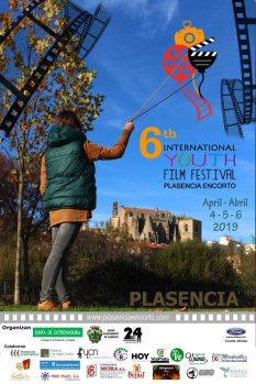 cartel youth film festival plasencia encorto 2019