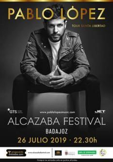 pablo lopez alcazaba festival