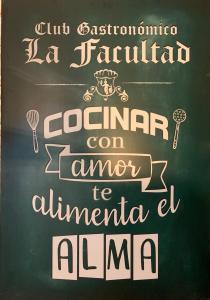club gastronómico La Facultad Plasencia