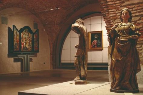 Museo de Cáceres Sala 17