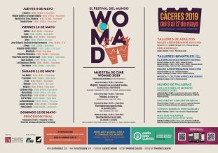 womad caceres programa 2019