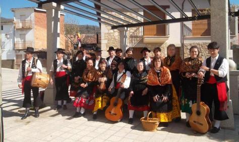 Grupo musical de Ahigal