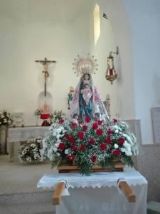 Virgen de los Ángeles Ovejuela