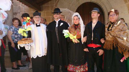 El Cerezo boda tradicional