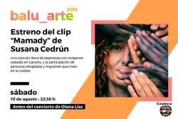 videoclip afromeño Mamady de Susana Cedrún