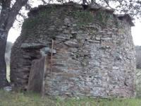 chozo de piedra