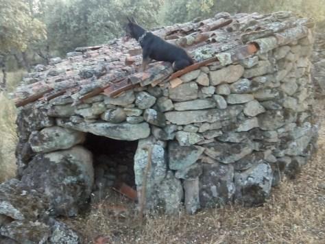 arquitectura piedra seca Extremadura