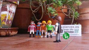 Planve en Playmobil aunque nuestro trabajo no es juego