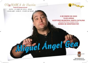magia miguel angel gea baños montemayor