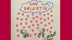 San Valentin Jairo Jimenez