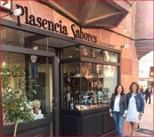 Las hermanas Ana y Gloria de Plasencia Sabores. Foto cedida.