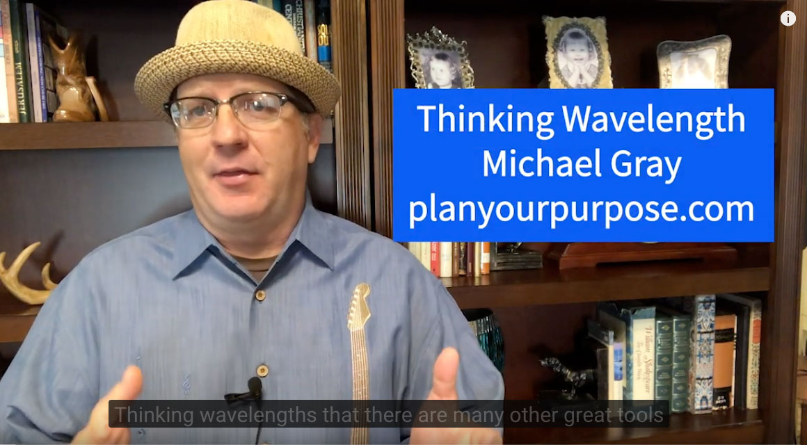 Thinking Wavelength Test And Process By Michael Gray YouTube