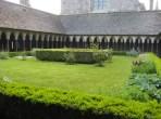 outside the abbey