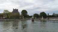 view by the seine river - paris 2013