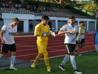 La UP Plasencia alcanza el liderato tras otro festín de goles (4-0)