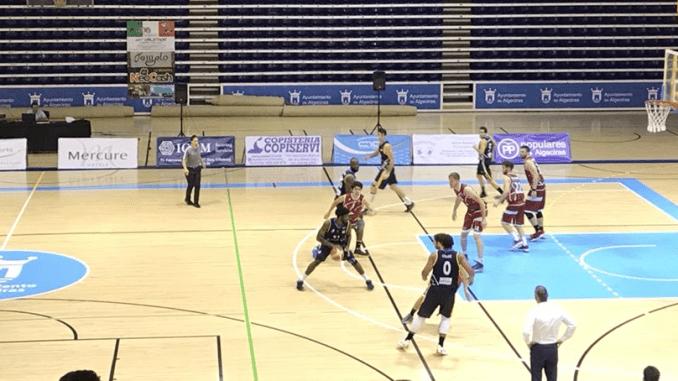 Foto de Radio Algeciras @radioalgeciras - Adepla Basket
