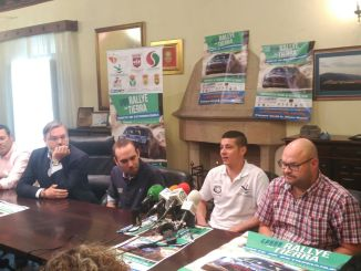 Escudería Plasencia presenta el VIII Rallye de Tierra Norte de Extremadura