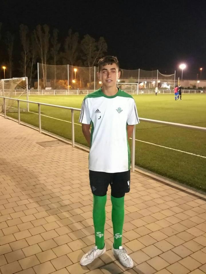 Diego Morales sigue la estela de Alberto Sánchez, que es convocado por la Selección Gallega