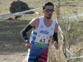 Nathan Fernández mínima para el Campeonato de España Sub23