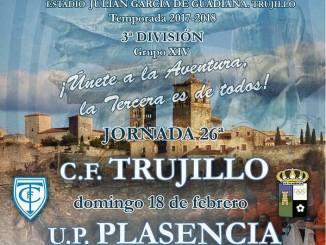 La UP Plasencia afronta la complicada salida ante el CF Trujillo
