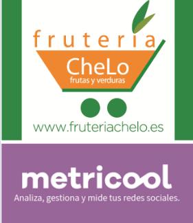 Metricool y Frutería Chelo, nuevos colaboradores de Plasencia Deportes