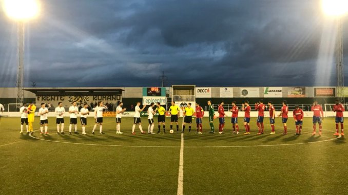 La UP Plasencia saboreó la Copa Federación hasta el último sorbo (0-1)