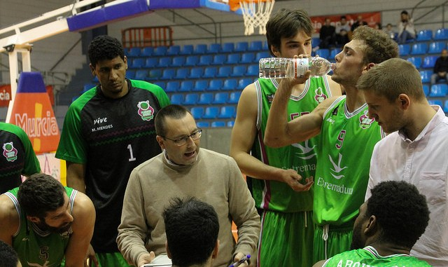 Se acaba el margen de error para el Extremadura Plasencia (68-56)