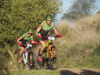 El Extremadura-Ecopilas se reta en el Desafío de la Magrera de los Hornachos