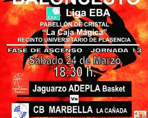 Adepla Basket en busca de un milagro
