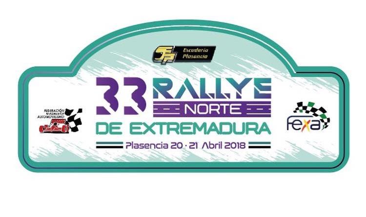 Escudería Plasencia organizará el XXXIII Rallye Norte de Extremadura