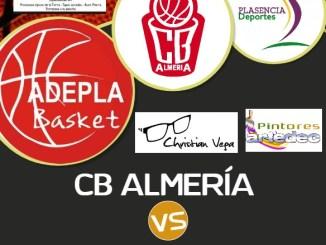 CB Almería - Jaguarzo Adepla Basket