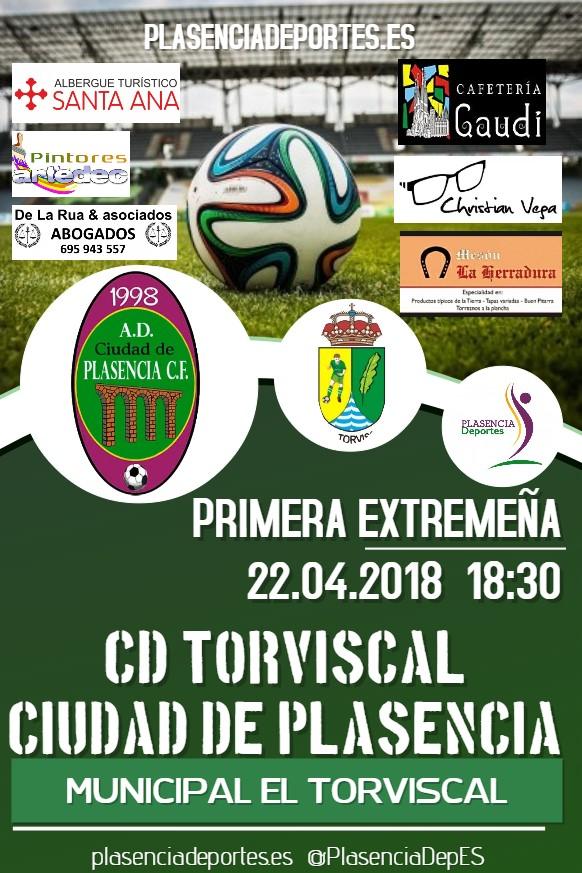CD Torviscal - Ciudad de Plasencia