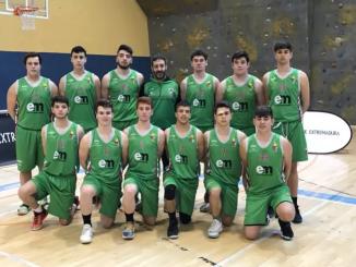 Los Junior Verde se clasifican para el Campeonato de España