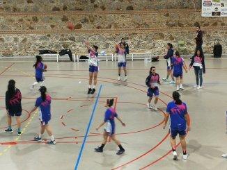 El Miralvalle Plasencia disputa en Toledo la final a cuatro por el título de Primera Nacional