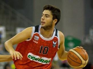 German Martínez nuevo jugador para el Extremadura Plasencia CB