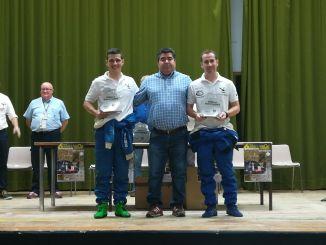 Victoria de Francisco Montes y David Collado en el VI Rallye de Extremadura Histórico