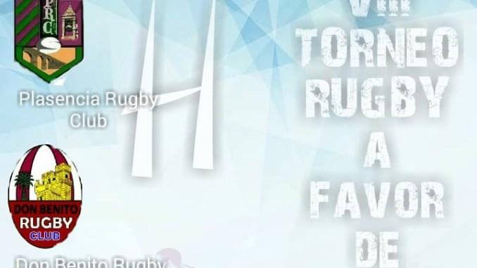 VIII Torneo Rugby a favor de ASPACE