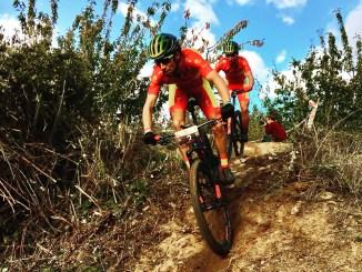 Pedro Romero y Manu Cordero acaban segundos en el prólogo de la Picota Bike
