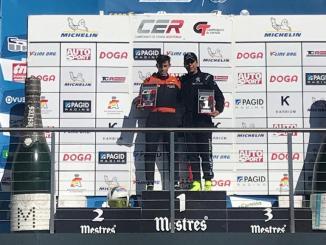 Miguel Grande logra su mejor resultado en el Jarama
