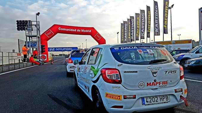 Paco Montes y Collado cuartos en el Rally Comunidad de Madrid-RACE por una penalización