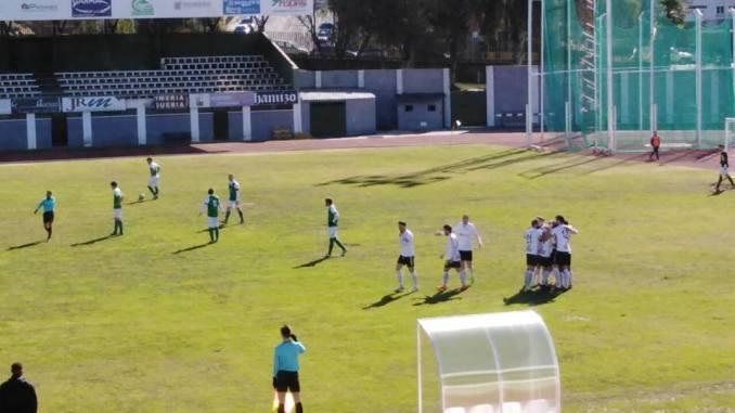 Balsámica victoria de la UP Plasencia frente al CP Valdivia (3-1)