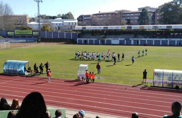 Meritorio punto de la UP Plasencia frente al CP Cacereño (0-0)